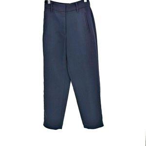 Aritzia Effortless Cropped Trouser Pants
